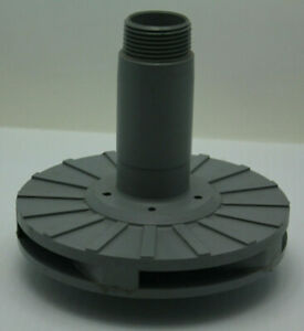 Serfilco P 44 2686 5 Cpvc Impeller Assembly 5 5 Diameter For He Pumps New