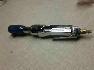 3 8 Drive Heavy Duty Air Ratchet 5 45 Ft lb Blue Point At700f