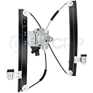 Power Window Regulator For 2011 2015 Chevy Cruze Front Left With Motor