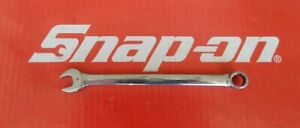 Snap On Tools 11mm Standard Length 12 Pt Combination Wrench Oexm110 Ships Free