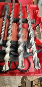 Hilti Te 56 atc Sds Rotary Hammer Drill Nice Condition Look
