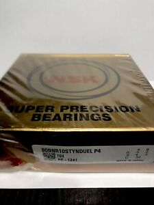 New Nsk 80bnr10stynduelp4y Super Precision Spindle Bearings set Of Two
