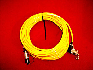 Trimble Gps Micro Centered L1 l2 Antenna Cable For 4800 4700 4000 4400 Topcon