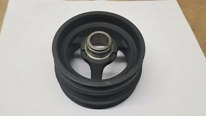 New Factory Crank Harmonic Balancer Pulley Supercharged 12 15 Camaro Zl1 6 2lsa