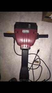 Lightly Used Chicago Electric Pro Series Jack Hammer