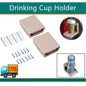 Adjustable Drinking Cup Holder Foldable 2 Packs For Car Truck Boat Universial