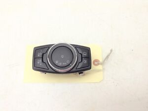 2013 2014 Ford Focus St Headlight Switch