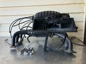 Porsche 911 Cis Fuel Injection System 1973 1 2 With 2 4 Liter Engine