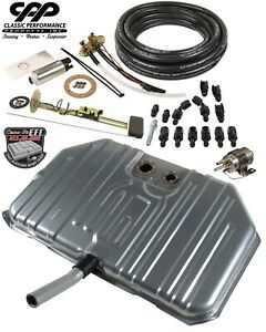 1970 70 Chevy Chevelle Ls Efi Fuel Injection Notched Gas Tank Conversion Kit