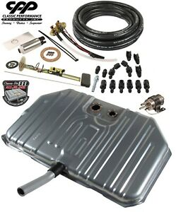 1971 72 Chevy Chevelle Ls Efi Fuel Injection Notched Gas Tank Conversion Kit