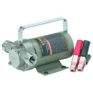 12 Volt Small Power Battery Powered 12v Utility Water Pump With Terminal Clips
