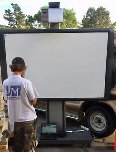 Promethean Activboard 587 Pro Projector Screen