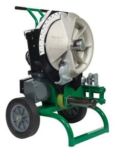 Greenlee 555cxrs Electric Bender With Single Rigid Shoes