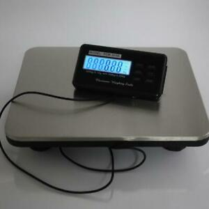 Postal Scale Digital Shipping Electronic Mail Packages Capacity Of 300kg 100g