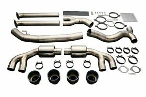 Tomei Full Titanium Exhaust System Expreme Ti Fits Gt R R35
