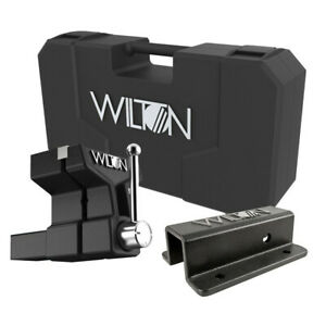 Wilton 6 In Atv All terrain Vise With Carrying Case 10015 New