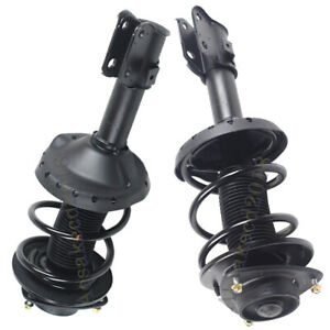 Fits For 2008 2011 Subaru Impreza Outback Sport Front 2 Complete Struts Assembly