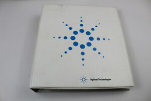 Agilent 89400 90038 89410a 89441a Vector Signal Analyzer Operator s Guide