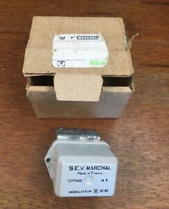 Nos Sev Marchal Porsche 911 930 14v Voltage Regulator
