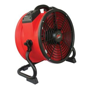 Xtreme Garage X 30ar 13 Professional Floor Drying Air Mover Axial Fan Blower