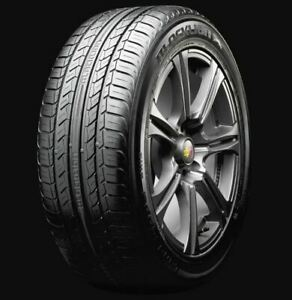 1 New 225 55 17 97w Blacklion Bh15 Cilerro Tire All Season Radial 225 55r17