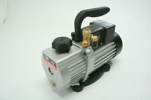 Cps Products Vp2d Pro set Two Stage Rotary Vane Vacuum Pump 2 Cfm 10 Micron