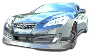 Carbon Creations Ms r Front Lip Air Dam For 2010 2012 Hyundai Genesis Coupe 2dr
