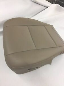 2000 2004 Toyota Tundra Drivers Seat Cover Mm Leather Fits Power S Eats