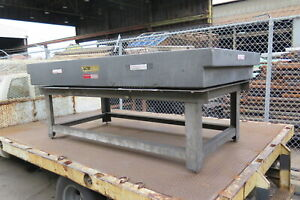 Ace Granite Surface Plate Table