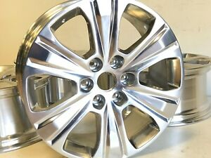 20 Inch Ford F150 Expedition 04 2019 Polished Factory Oem Wheels Rims Set 3992