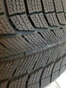 Set Of 4 Lightly Used P235 65r16 103 t Michelin Latitude X ice Xi2