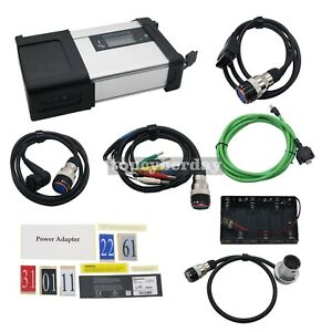 New Mb Sd Connect 5 Star Wifi Diagnosis For Benz Car Truck Multi language