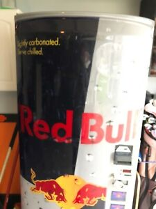 Used Soda Vending Machine For Sale Red Bull
