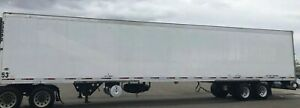 2006 Utility Marten 53 Reefer Trailer 2016 Thermo King Precedent S600 High Cube