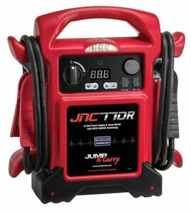 Portable Battery Booster Pack Charger Power Heavy Duty Truck Jump Starter Box