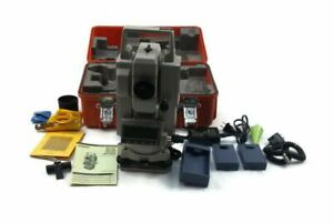 Sokkia Lietz Sokkisha Set 5e Total Station Theodolite Battery And Charger