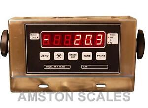38 Off Used Digital Scale Ntep Indicator Display Ntep Read Out Refurbished Wd