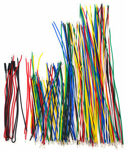 Jumper Wire Set Replacement For Eisco Bread Board Set Of 150 Wires eisco Labs