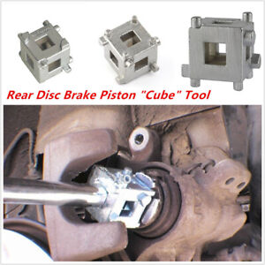 Car Rear Disc Brake Piston Caliper Wind Back Cube Tool 3 8 Drive Ratchet