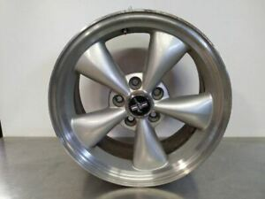 Wheel 17x8 5 Spoke Gt With Exposed Lug Nuts Fits 94 04 Mustang 280665