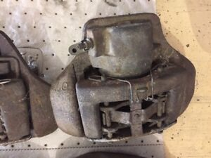 1 Set Porsche 944 Ate 2 Front Or 2 Rear Brake Calipers Oem Left