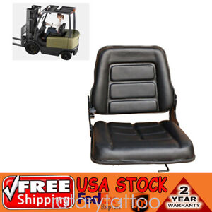 Forklift Seat Multi Founction Seat chair For Bobcat tractor excavator Machinery