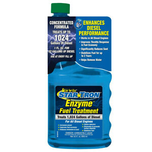 Startron Enzyme 32oz Fuel Treatment Additive Super Concentrated Diesel Formula