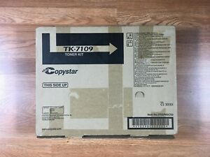 Genuine Copystar Tk 7109 Toner Kit For Cs3010i Same Day Shipping