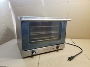 Wisco Industries Commercial Convection Oven Model 620 120v 1300 Watts 10 8a