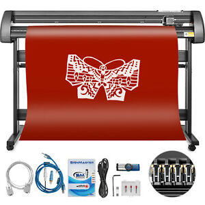 Vinyl Cutter Plotter Cutting 53 Sign Maker Sticker Print Decoration Design