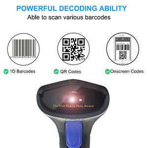 Wireless Barcode Reader   Rockland County Business Equipment