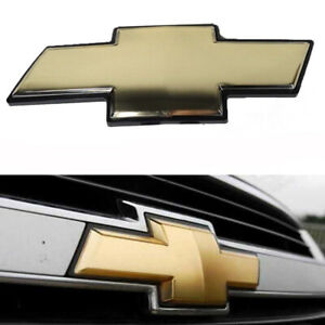New Chevy Tahoe Suburban Avalanche 07 14 Front Grill Badge Geille Emblem Symbol