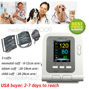 Veterinary animal Use Automatic Blood Pressure Monitor For Cat dog 3 Cuffs