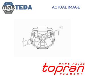Rear Engine Mount Mounting Topran 201 352 G New Oe Replacement